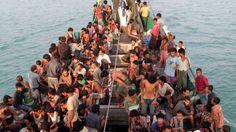 Afrykańscy azylanci według klucza #popolsku