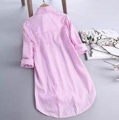Stylish Plus-Size Fashion Ideas – Designer Fashion Tips Loose Shirts, Long Sleeve Shirts, Long Shirt Outfits, Look Legging, Look Office, Kurta Designs Women, Stylish Plus, Plus Size Shirts, Blouse Vintage
