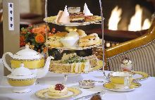 Afternoon Tea at The Goring - London, Victoria.  http://www.bookatable.com/uk/109355/afternoon-tea-at-the-goring