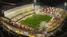 Francisco Casal: comenzaron las obras del próximo estadio de Peñarol