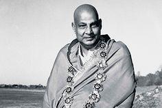 Featured Teacher: Swami Sivananda
