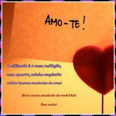 Para minha amada, te amo pra sempre! Sdds