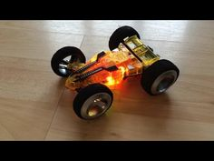 RC Stunt Car Two Side Revell Control - YouTube