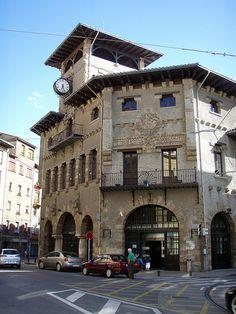 Estación-Atxuri  Bilbao  Spain