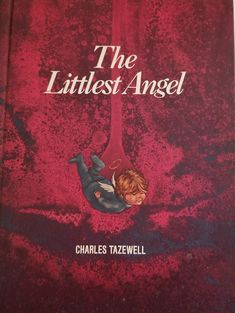 The Littlest Angel by Charles Tazewell 1962 Vintage Christmas Book Sergio Leone by BirdhouseBooks on Etsy