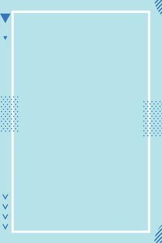 Autumn newest simple literary Artsy Background, Blue Background Images, Geometric Background, Powerpoint Background Design, Poster Background Design, Background Templates, Page Borders Design, Border Design, Aesthetic Backgrounds