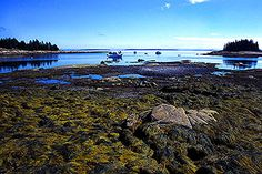 The Top Unknown Vacation Spots Deer Isle in Maine.