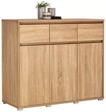 Kommode mit 3 Schubladen in Eichefarben bestellen Sideboard, Buffet, Modern, Cabinet, Storage, Furniture, Home Decor, Nightstand, Products
