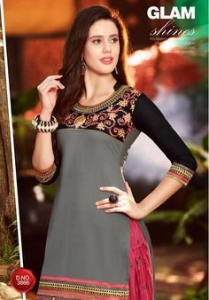 Patiala House vol 28 Cotton Salwar Kameez, Patiala, Party Wear, Tunic Tops, How To Wear, House, Stuff To Buy, Women, Fashion