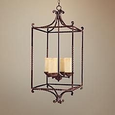 "Highlands Collection 40 1/2"" High Foyer Pendant Light"