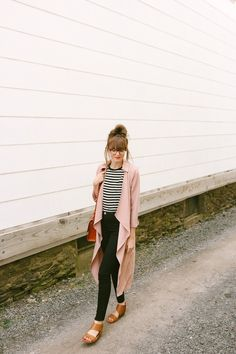 Upstate NY Adventures in Thrifting // Outfit