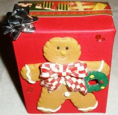 MINI CHRISTMAS CANDY BOX by PattyM for $25.00