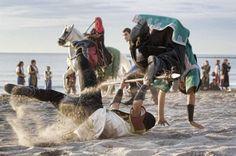 Luchadores colla 12-10-2012 playa campello