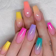 """your success is our reward\"" – Ugly Duckling Nails Inc. \""your success is our reward\"" – Ugly Duckling Nails Inc. Colorful Nail Designs, Acrylic Nail Designs, Nail Art Designs, Nails Design, Nails Inc, My Nails, Band Nails, Summer Acrylic Nails, Best Acrylic Nails"