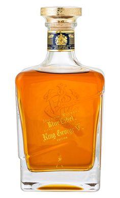 Johnnie Walker Blue Label King George V Scotch Whisky