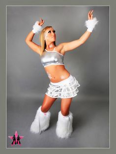 Available from www.cyberclubwear.co.uk from £55. #adjamiba #cyber #ravewear #clubwear #fashion #legwarmers #fluffies #gogoclothing #raver #clubber #plur #dancewear #poledancer #polewear #poledancinggear #podiumdancer #hoopgirl #cheerleader #hdm #edm #edmlifestyle #edmgirls #promogirls #edc #festival #model #motorgirls #jfxmedia #photooftheday