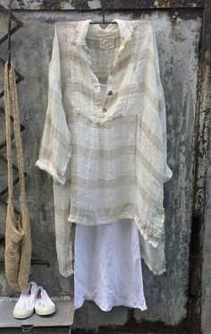 Linen Shirt MegbyDesign