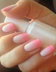 Ombre nails might be fantastic match to your clothes or accessories. The brief oval nails will also prove good when you have brief nail beds. These cute pumpkin nails may appear a bit tricky but you'll quickly see they are unbelievably simple to craft! Ombre Nail Colors, Pink Ombre Nails, Ombre Nail Designs, Gradient Nails, Nail Art Designs, Nails Turquoise, Nail Pink, Galaxy Nails, Nails Design
