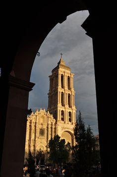 Catedral De Santiago - Saltillo, Mexico