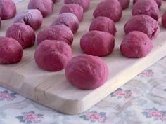 HEALTHY Gnocchi di barbabietola rossa
