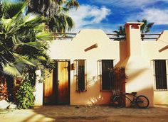 A quiet afternoon in Todos Santos