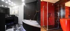 <p>W programie<strong> Dekoratornia</strong> <strong>nowoczesna łazienka</strong> pojawia się dość często. Duże tafle lustra podwajają małe wnętrza, a ciekawe płytki na ścianie tworzą nowoczesny design. Dekoratornia urządzając łazienki stawia na minimalizm i dobre zestawienia kolorów i wzorów w aranżacji.</p>