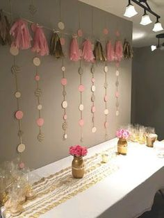 Baby shower ideas for girls and boys. Baby Shower Decorations and Baby Shower De… Baby shower ideas for girls and boys. Baby Shower Decorations and Baby Shower De… shower ideas Deco Baby Shower, Cute Baby Shower Ideas, Baby Shower Decorations For Boys, Bridal Shower Decorations, Baby Shower Themes, Birthday Decorations, Baby Boy Shower, Baby Decor, Pink Decorations