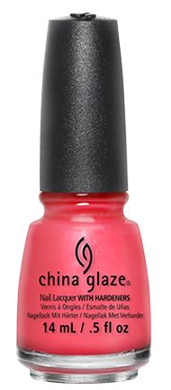 China Glaze Nail Polish Strike A Rose 81760