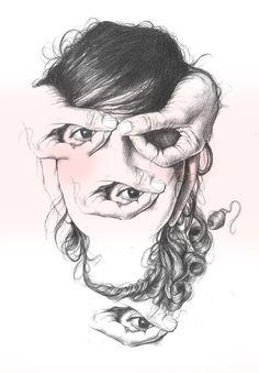 danielacarvalhoh: self-portrait