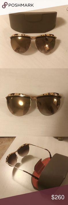 9a762dd34e18 Barton Perreira Gold Glasses Barton Perreira gold tortoise shell glasses.  Worn just a few times