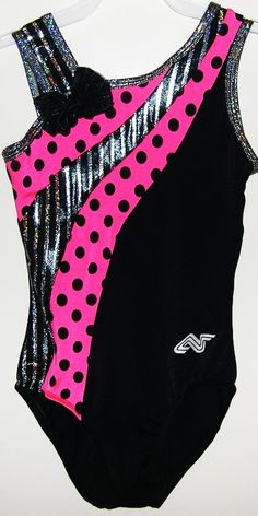 gymnastics leotard Alpha Factor Aerials Discount Leotards