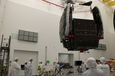The SES-8 telecommunications satellite is an Orbital Sciences GEOStar-2 spacecraft that will provide communications coverage of the South Asia and Asia Pacific regions. This hybrid Ku- and Ka-band spacecraft weighs 3,138 kg (6,918 lbs) at launch.