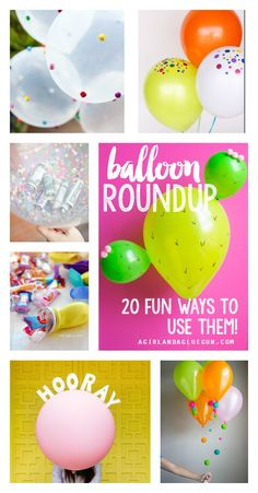 balloon roundup 20 f