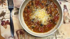 Slow Cooker Pumpkin Turkey Chili Recipe - Allrecipes.com