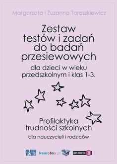 Grupa Edukacyjna 21 - NeuroBox i materiały do pobrania Asd, Poland, Math Equations, Education, Blog, Therapy, Speech Language Therapy, Blogging, Onderwijs