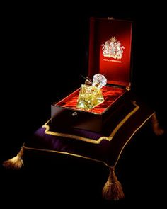 The world's most expensive perfume is Imperial Majesty