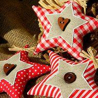 Fabric Christmas Decorations, Christmas Paper Crafts, Felt Christmas Ornaments, Christmas Mom, Simple Christmas, Holiday Crafts, Christmas Sewing Projects, Christmas Crafts, Arts And Crafts