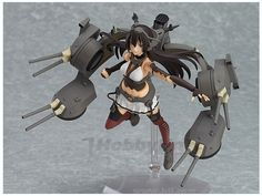 "One of the ""Ship Girls"" from ""Kantai Collection"""