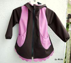 by Micha: Softshellový kabátek The North Face, Bomber Jacket, Diy Projects, Jackets, Fashion, Down Jackets, Moda, The Nord Face, Fashion Styles