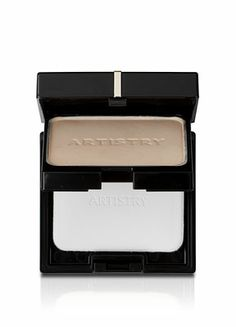 Artistry® Ideal Translucent Pressed Powder (Natural)   Create a flawless finish while resisting shine and diminishing the appearance of pores and imperfections.