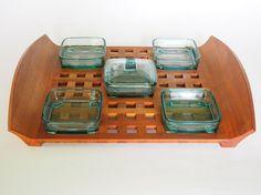Vintage Dansk IHQ Quistgaard Teak Serving Tray Denmark | eBay