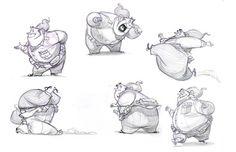 http://rsantua.blogspot.com/ ✤ || CHARACTER DESIGN REFERENCES | キャラクターデザイン • Find more at https://www.facebook.com/CharacterDesignReferences