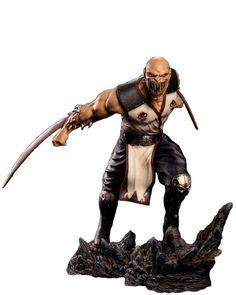 Baraka 1/4 - Mortal Kombat - Pop Culture Shock