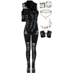 """Untitled #1181"" by bvb3666 on Polyvore"