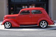 1936 Ford Tudor...Special cars need special Insurance coverage that's #affordable...Brought to you by #HouseofInsurance #EugeneOregon