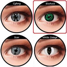 Crazy Halloween Contacts cat eye dragon eye crazy contact lenses wholesale halloween and cosplay contacts Crazy Coloured Contact Lenses Kontaktlinsen Color Contacts Lens Color Halloween
