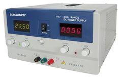 Model 1747 a general purpose dual range DC power source.