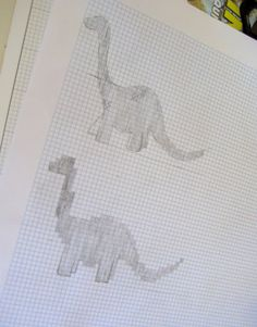 how to make a cross stitch pattern  At this pin site you can print graph paper for creating your patterns according to the thread count you are using