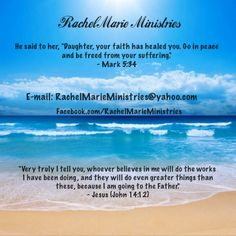 From free backgrounds on google. Edited it with Rachel Marie Ministries info