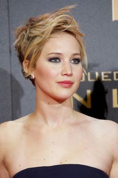 Jennifer Lawrence's Pixie Has Hit Next-Level Chicness #Refinery29